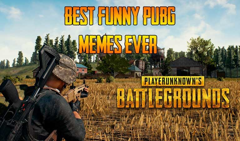 Funny PUBG Meme For People Who Love PubG Addiction