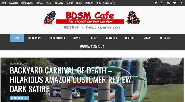 BDSM Cafe Erotica Sites